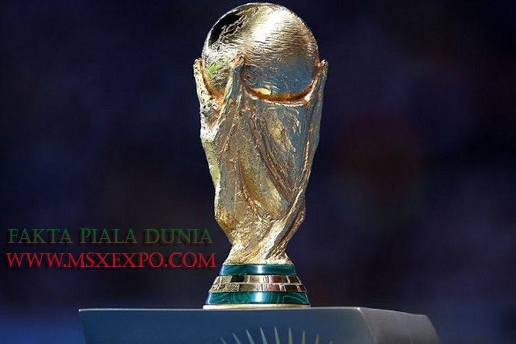 Fakta Menarik Tentang Piala Dunia